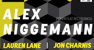 TICKET GIVEAWAY!!!  Minimal Effort with Alex Niggeman, Lauren Lane, and Jon Charnis <3