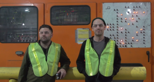 Detroit Artists Ataxia & Secrets Tour Ford Plant for Samples and Inspiration