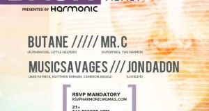 TICKET GIVEAWAY!!!  BASK with Mr. C, Butane, Music Savages, and Jon Dadon