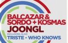 Balcazar & Sordo + Kosmas – Joongl (Sudbeat Music)