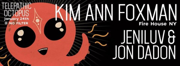 Kim Ann Foxman Banner