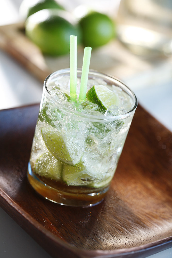 Vodka-Lime-Soda