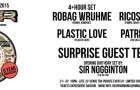 TICKET GIVEAWAY!!!  HEAR 6 Year Anniversary with Robag Wruhme & Ricoshei