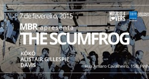 MBR presents The Scumfrog — São Paulo