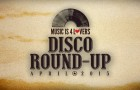 Disco Round-Up – Top 10 (April 2015)