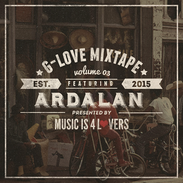 G Love Vol 3 Aradalan