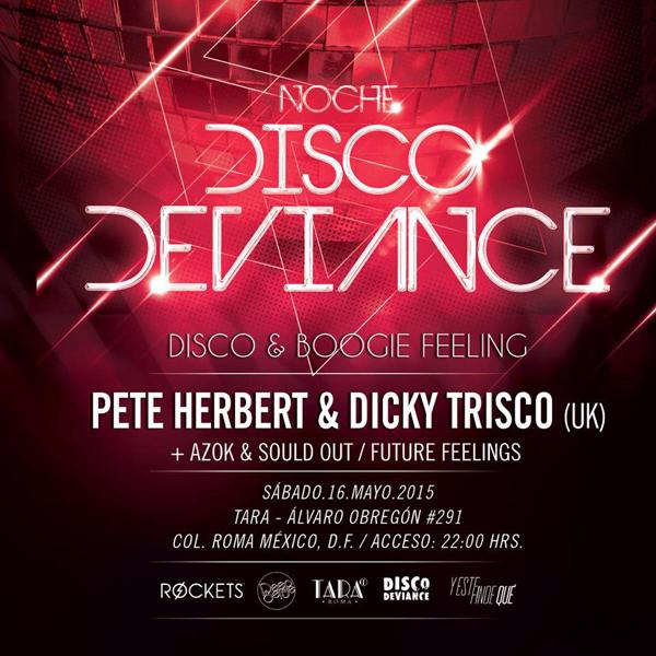 Disco Deviance Mexico