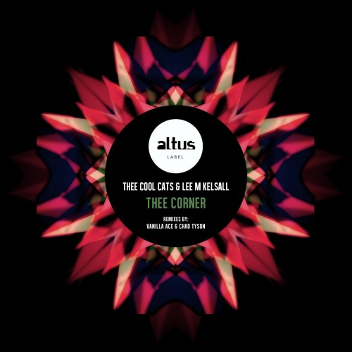 ALTUS01 - ARTWORK - THEE COOL CATS & LEE M KELSALL - THEE CORNER