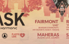 TICKET GIVEAWAY!!!  BASK w/ Fairmont (Live), Ricoshei (Hybrid), Maheras & SAAND