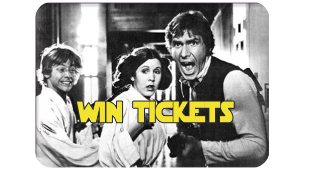 star wars ticket ad