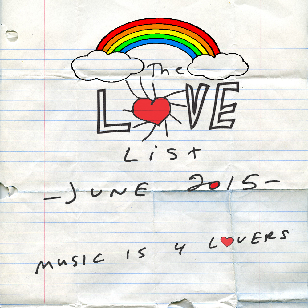 love list june