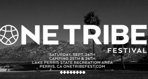 One Tribe + 4 Ticket Giveaway! (September 25-26)