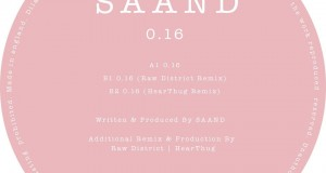SAAND – 0.16 (Dilate Records)