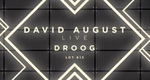 Ticket Giveaway!!! Prototype018 w/ David August 'Live' & Droog