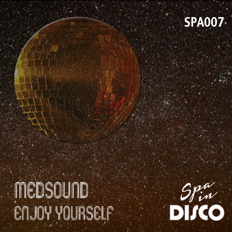 SPA IN DISCO 07 - MEDSOUND cover