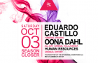 Disco Dive Season Closer feat. Eduardo Castillo, Oona Dahl, & Human Resources