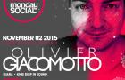 Monday Social presents Olivier Giacomotto at Sound LA (Nov 2)