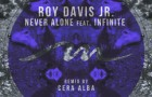 Premiere: Roy Davis Jr. – Never Alone feat. Infinite (Cera Alba's Dub Mix) [Mile End Records]