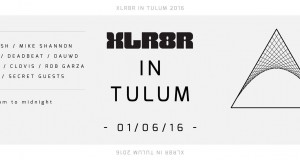 XLR8R Hosts Debut Boutique Festival in Tulum