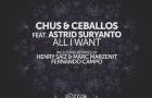 Chus & Ceballos – All I Want Remixes (Stereo Productions)