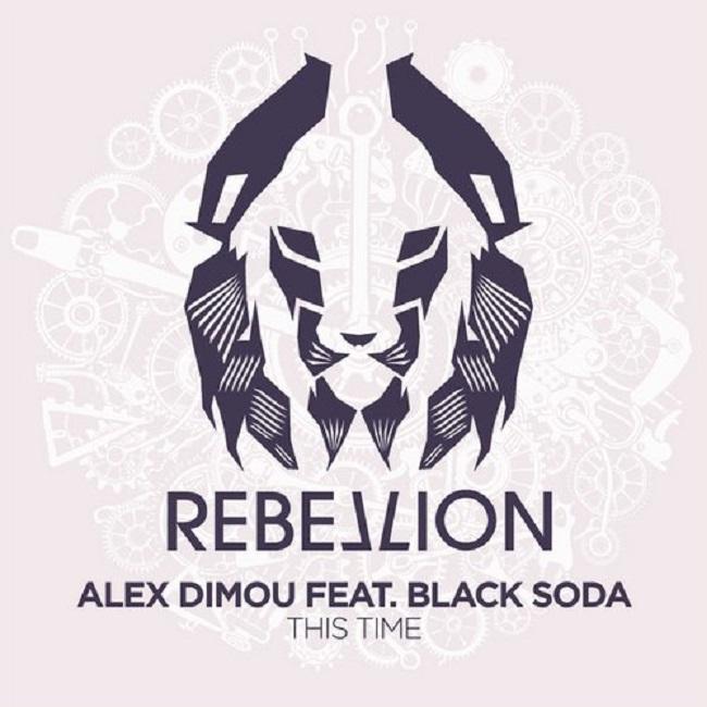Alex Dimou This Time -- Rebellion
