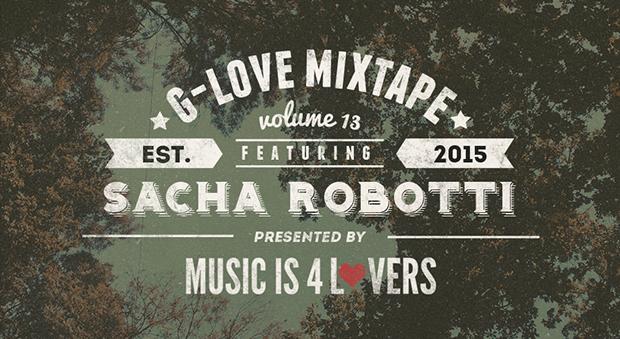 g love sacha cover