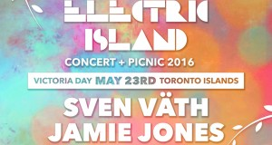 Electric Island 2016 Victoria Day Home Opener Line-Up Announced