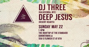 TICKET GIVEAWAY! Disco Dive feat. DJ Three & Deep Jesus