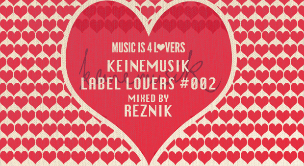 keinemusik LL #002 COVER