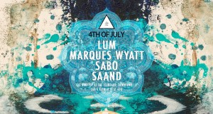 TICKET GIVEAWAY! Disco Dive July 4th feat. LUM, Marques Wyatt, Sabo, & Saand