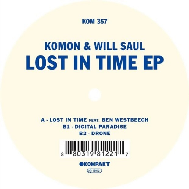 Will Saul & Komon Lost In Time