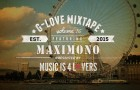 G-Love Mixtape Vol.16 featuring MAXIMONO
