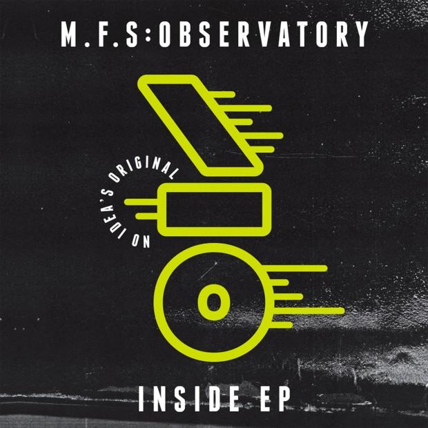 MFS Observatory - NIO005 - Pack Shot