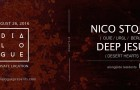 TICKET GIVEAWAY!!!  Dialogue feat. Nico Stojan (LA Debut)