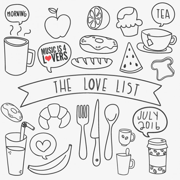 love list 16