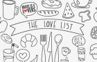 The Love List — Top 20 Tracks July 2016