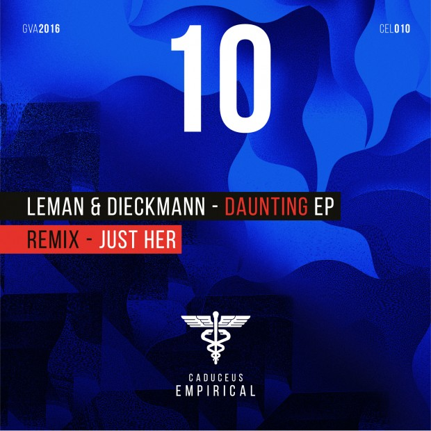 PACK SHOT Leman & Dieckmann - Daunting EP - Caduceus Empirical
