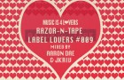 Razor-N-Tape – Label Lovers #009 mixed by JKriv & Aaron Dae