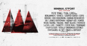 TICKET GIVEAWAY!!!  Minimal Effort: Halloween 2016