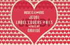 Jeudi – Label Lovers #013 mixed by Davidé