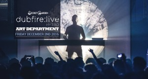 Dubfire:live & Art Department at Art Basel — Interview with Secret Garden producers