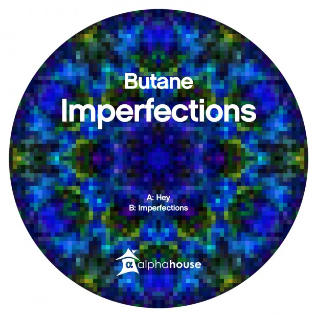 PACK SHOT Butane - Imperfections EP - Alphahouse