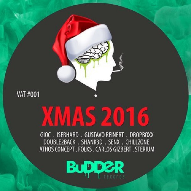 Xmas 2016  Budder Records