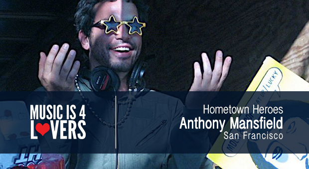 Hometown Heroes: Anthony Mansfield from San Francisco