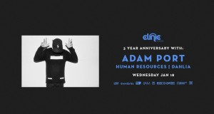TICKET GIVEAWAY!  Clinic 3 Year Anniversary w/ Adam Port