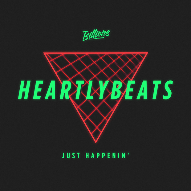 Billions - Just Happenin' EP