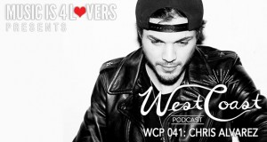 West Coast Podcast 041: Chris Alvarez