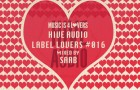 Hive Audio – Label Lovers #016 mixed by Sabb
