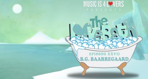 The LoveBath XXVII featuring B.G. Baarregaard