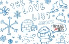 The Love List — Top 20 Tracks January 2017